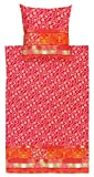 Bassetti Mako-Satin Bettwäsche Lacca V2 1 Bettbezug 135x200 cm + 1 Kissenbezug 80x80 cm